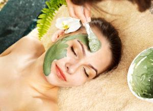 harem del benessere Face-massage