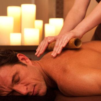 harem del benessere massaggio-con-bambù